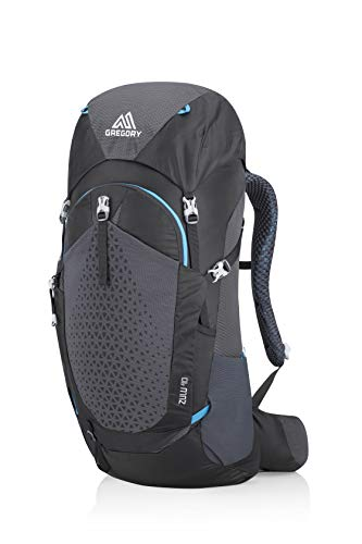 Gregory Unisex– Erwachsene Backpack Float Zulu 40 SM/MD, (Ozone Schwarz), Small/Medium