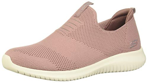 Skechers 12837-mve, Zapatillas para Mujer, Pink, 40 EU