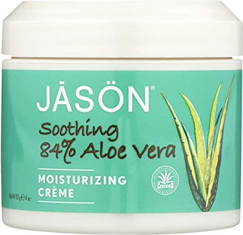 Jason Aloe Vera 84% Moisturizing Creme, 113 g