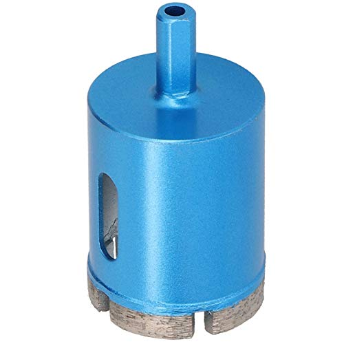 Sintering Hole Openings Tools Hole Saw Electric Hand Drill Cutter Hole Saw Cutter Drilling Diamonds Drill Cutter 3 Sizes for Marble Concrete Artificial Stone(45mm)