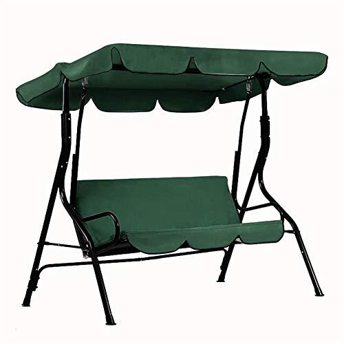 Rainnao, rivestimento universale per sedili, per dondolo da giardino, rivestimento per altalena da esterno, protezione antipolvere 150 x 150 x 10 cm