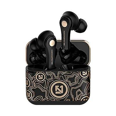 Morvsspe Wireless Earbuds Bluetooth 5.0 Earphon...