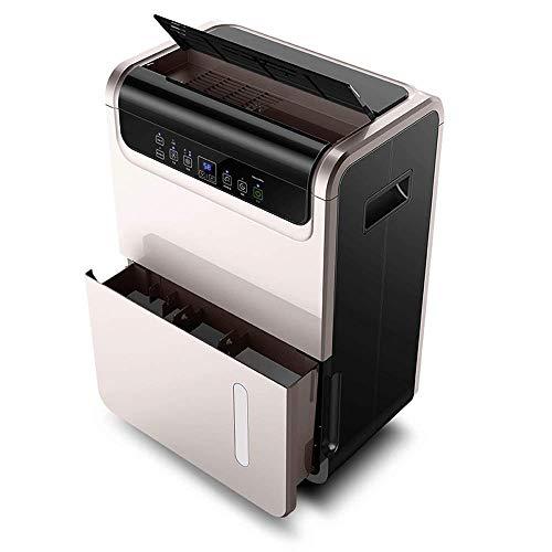 Dryer Xinjin 50l / D Haushalts-Luftentfeuchter mit Smart Touch-Taste/Hilfstrocknung Wäschefunktion Keller-Luftentfeuchter Großflächen-Luftentfeuchter
