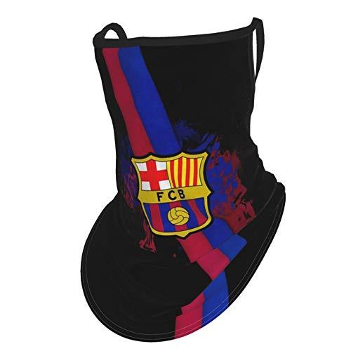Barcelona F.C. - Funda para cuello y pasamontañas, a prueba de polvo, para hombres y mujeres, para deportes al aire libre, motocicletas, ciclismo, montañismo