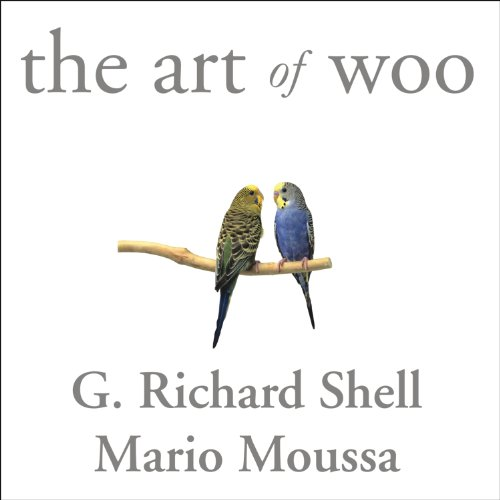 The Art of Woo audiobook cover art