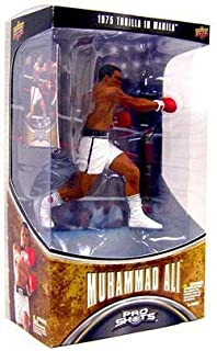 Upper Deck Pro Shots Series 1 Action Figure Muhammad Ali (1975 Thrilla In Manila)