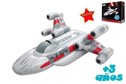 Disney- Nave espacial hinchable Star wars
