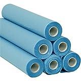 Toallas de examen Acres plastificadas gaufré Collé 36G0/PE/M²–cartón de 6rollos–180Tamaños–50x 38cm–j267gsm