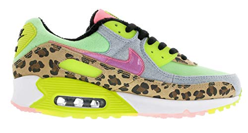 Nike Air Max 90 Animal Neon LX Sneaker (Numeric_38)