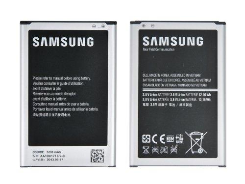 Samsung B800BE - Batería Interna de 3200 mAh para Samsung Galaxy Note 3- Versión Extranjera