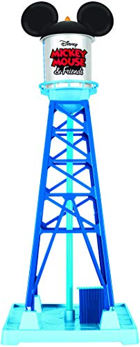 Lionel Disney Mickey Mouse & Friends, eléctrico o Gauge Modelo Accesorios de Tren, la Torre de Agua Industrial