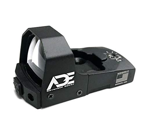 Ade Advanced Optics 2021 Edition rd3-006b-1 Green Dot Micro Mini Reflex Sight for Handgun …