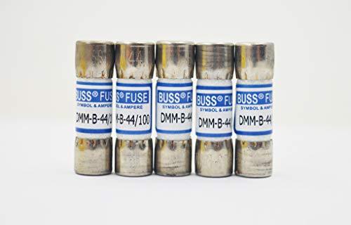 DMM-44/100 (DMM 44 100) 440 mA (0,4 A) 1000 V Fluke 943121 fusible de repuesto de multímetro digital