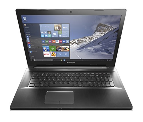 Lenovo Z70 80FG00DBUS 17.3 Inch Intel Core i7 5500U (2.40 GHz) 8 GB Memory 1 TB + 8 GB SSHD NVIDIA GeForce 840M Windows 10 Home
