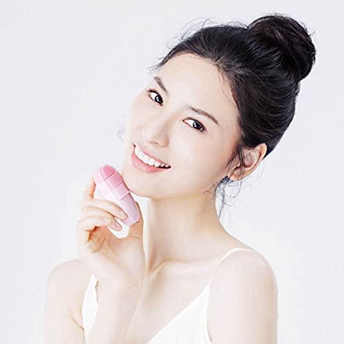 Cepillo De Limpieza Facial, Cara De Limpieza Profunda Impermeable Silicona Eléctrica Limpiador De Sonic Limpio Apariencia