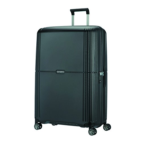 Samsonite Orfeo - Spinner 81/30 Hand Luggage, 81 cm, 123 liters, Black (Ink Black)