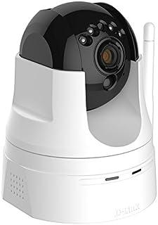 D-Link DCS-5222L HD Wireless Pan-Tilt Network Camera