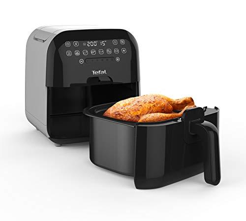Tefal Ultimate Fry FX2028 Freidora de aire caliente, 1.2 kg, Negro
