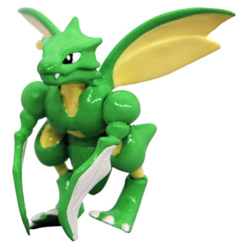 Pokemon: Best Wishes! Monster Collection Figurine: Insecateur / Strike 5 cm