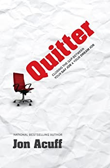 Quitter by [Jon Acuff]