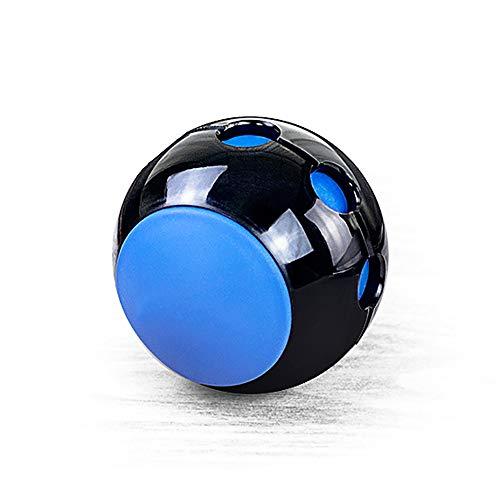 Y-H - Dissipatore di calore sferico sferico in silicone per notebook, colore: Nero