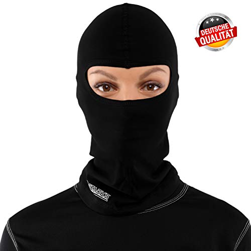 Starks Motorcycle Balaclava For Men Women Motorbike Face Mask | Lightweight Thin Balaclava For Helmet Bike Mask | Ideal for Cycling Karting Racing Ski Outdoor Sports