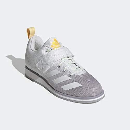 adidas Powerlift 4, Gymnastics Shoe Mujer, Crywht Crywht Siggnr, 38 EU
