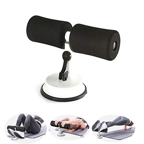 AOZBZ Sit Up Assistent Fitness Krafttraining Sit-Up Bar Fitnessgerät für Bauchmuskeln, Sit-Ups Bauchtrainer Übungen Bauch, Rücken, Beine & Arme, Haushalts-Fitnessgeräte