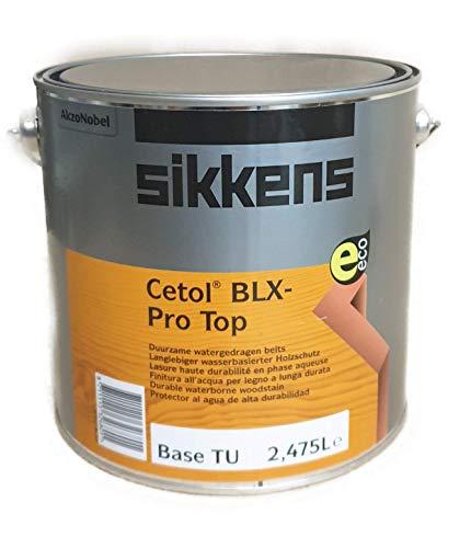 Sikkens Cetol BLX - PRO Holzschutzlasur Farblos (2475 ml)