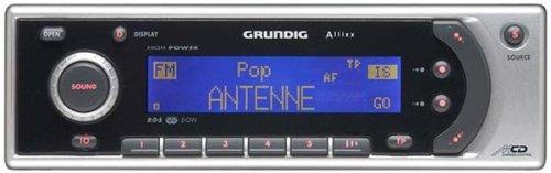 GRUNDIG SCC 5460 RDS ALLIXX, Autoradio mit CD