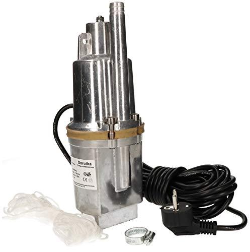 KOTARBAU® Membran-Tauchpumpe für Frischwasser für Brunnen