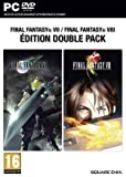 FINAL FANTASY VII / VIII EDITION DOUBLE PACK