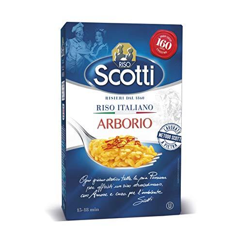 Riso Scotti Riso Arborio Superfino, 1kg