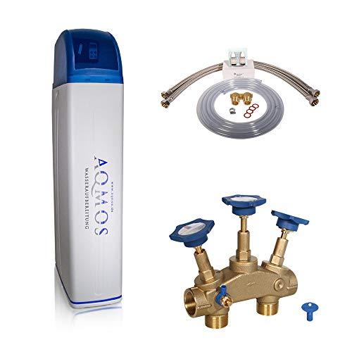 Wasserenthärthärtungsanlage R2D2-72 mit Zubehör Wasserenthärter Enkalkungsanlage von Aqmos Entkalkungsanlage Wasserenthärtungsanlage Antikalkanlage