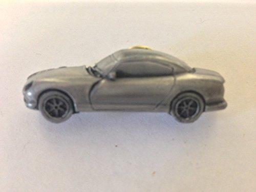 TVR Cerbera 3D pin insignia coche peltre efecto pin insignia ref277