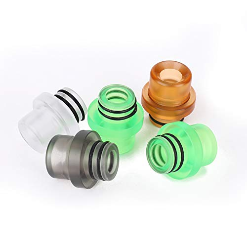 Enafree Plastic Quick Fitting 510 Drip Tip Connector for Mod Machine(Random Delivery)- 2PCS