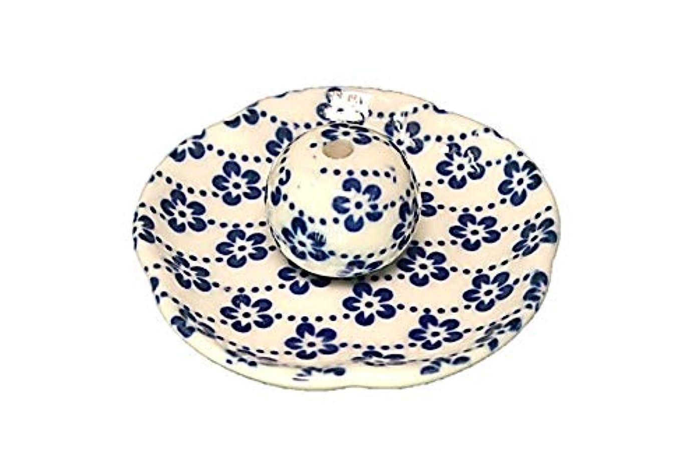 音楽を聴くしてはいけない既婚梅花 花形香皿 お香立て お香たて 日本製 ACSWEBSHOPオリジナル