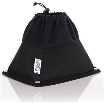 レンズスカート 反射防止、柔軟なレンズフード 22.9 x 25.4 cm [並行輸入品]