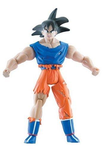 Jakks Pacific Dragon Ball Z 10th Anniversary Battle Damage Goku