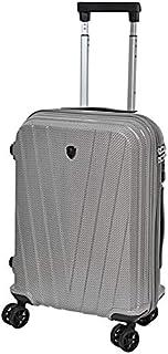 Magellan Luggage Trolley Bag for Unisex - Grey