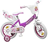 Unbekannt 14 Zoll Disney Kinder Mädchen Fahrrad Kinderfahrrad Mädchenfahrrad Rad Bike Paw Patrol...