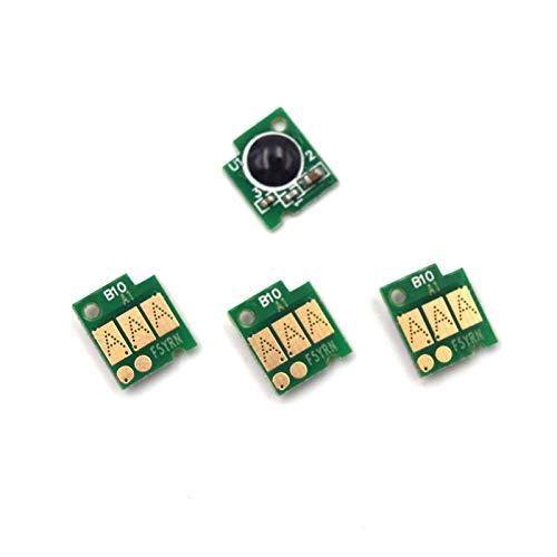 WSCHENG 5 es Brother MFC-J5720 J4120 J4120 J4120 J5320 J4120 J5720 Establezca el Chip de restablecimiento automático para su Hermano LC235 LC237