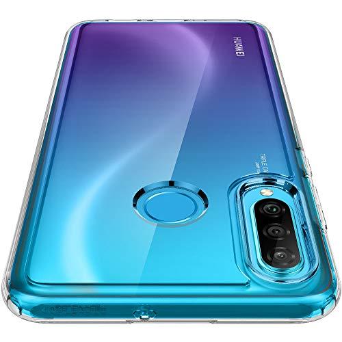 Spigen, Funda Compatible con Huawei P30 Lite 2019 [Ultra Hybrid] Tecnología de cojín de Aire y protección híbrida de la caída [Transparente] L39CS25741