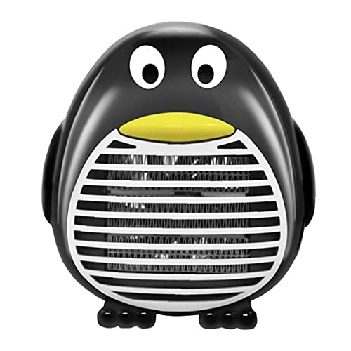 TOSSPER 1pc 500w Mini Calentador Ventilador Eléctrico Portátil De Escritorio De Calefacción...