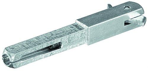 Alpertec 32233840K1 Patent Wechselstift 10/x69mm verzinkt Befestigungsstift für Drückergarnitur Türdrücker Türbeschläge Neu