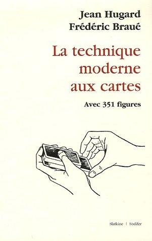 La technique moderne aux cartes