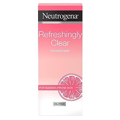 Neutrogena Erfrischend klare, ölfreie Feuchtigkeitspflege, 50 ml
