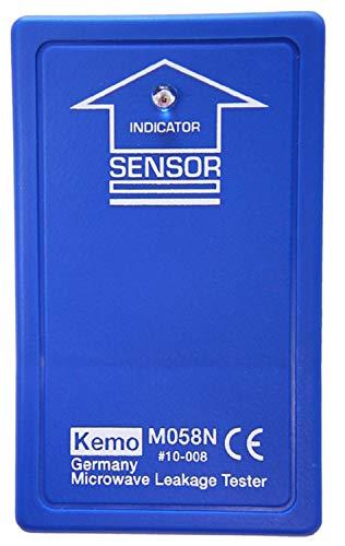 Kemo Mikrowellen Indikator Strahlen-Prüfer Detektor 9V