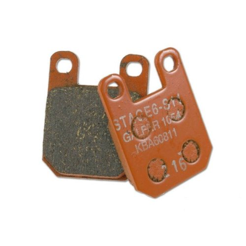 Motorcraft Kit de Plaquettes de Frein STAGE6 Racing Made by glafer, S11