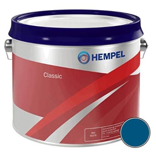 Hempel Classic Antifoul 2.5L: Souvenirs Blue